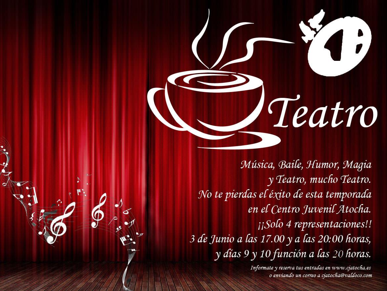 Próximamente… CAFÉ-TEATRO