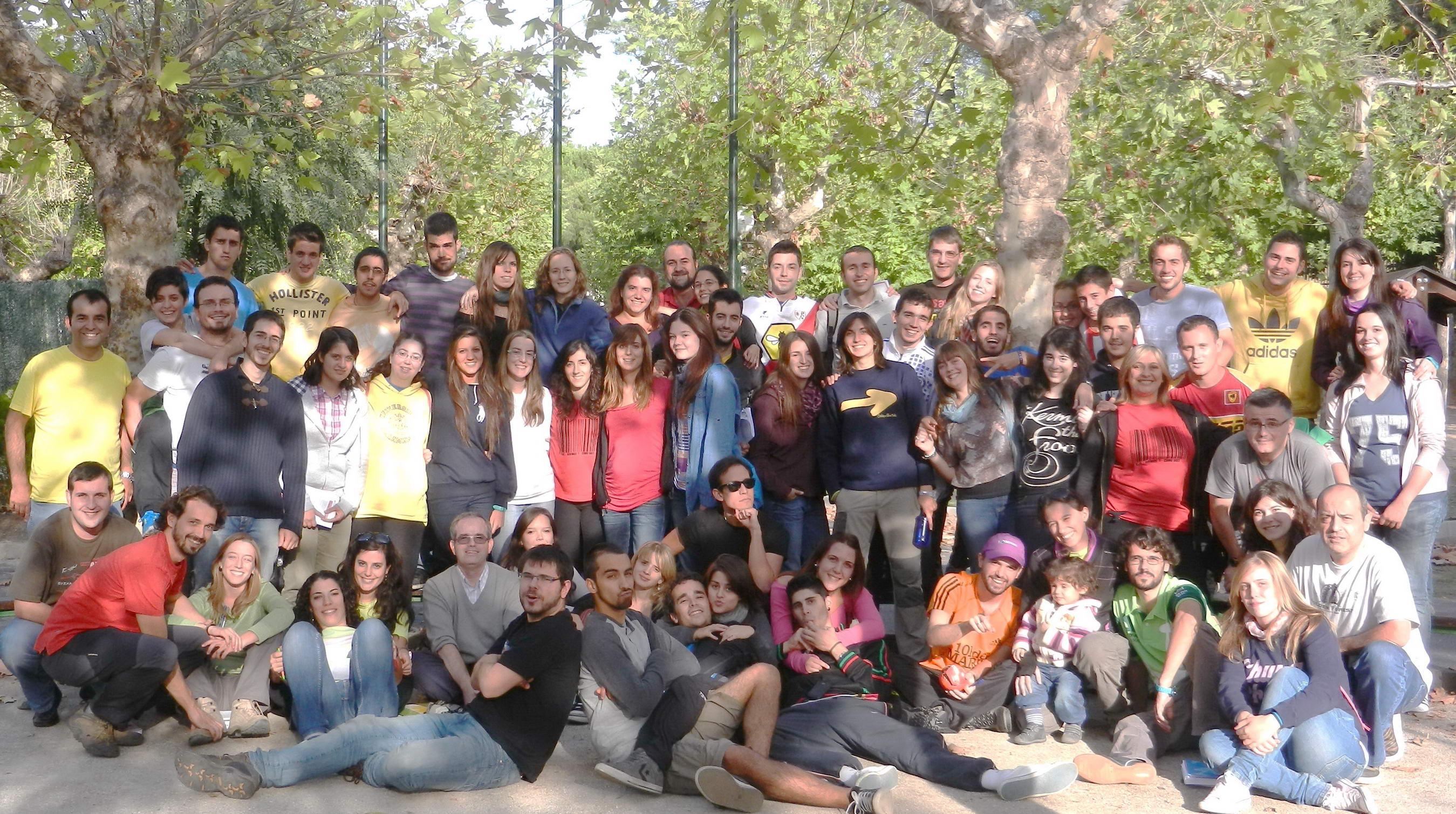 Convivencia de Programación curso 2012-2013