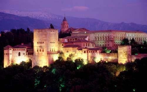 Viaje a Granada. NO FALTES