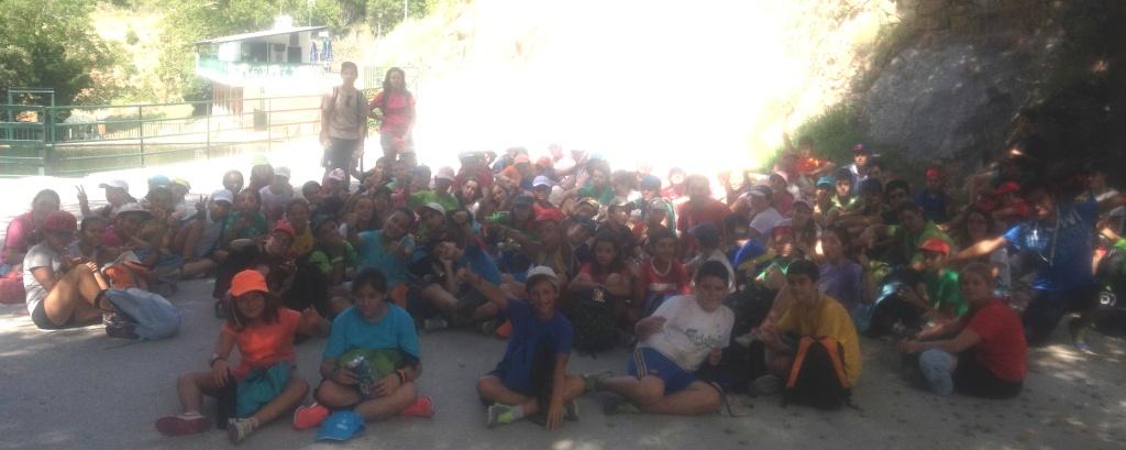 Fotos Campamento Oratorio- Casavieja 2014