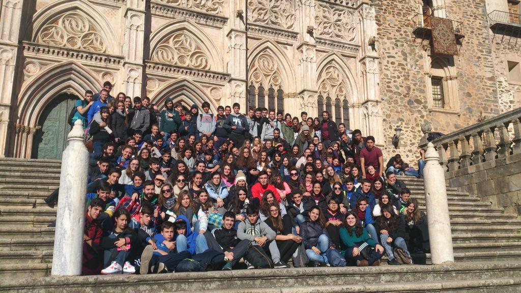 Crónica y Fotos del viaje a Córdoba-Sevilla-Guadalupe