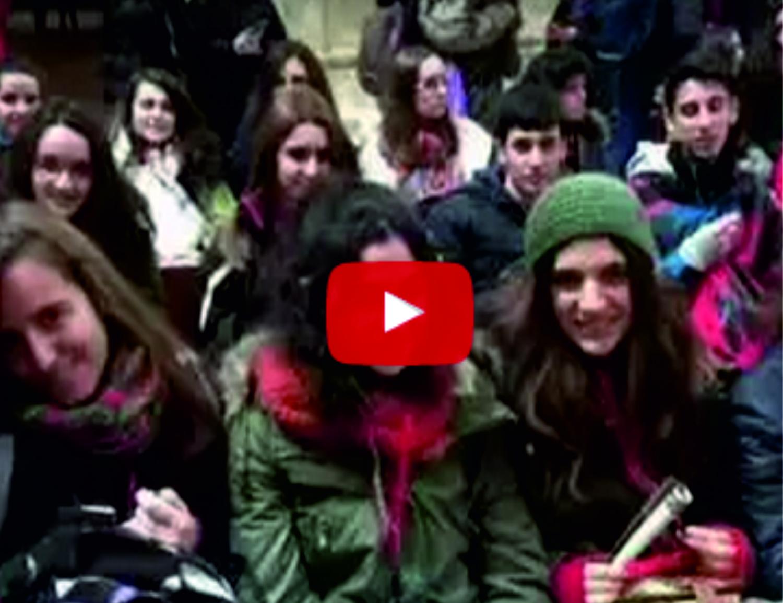 Video de Presentación de CJ Atocha para el curso 2015-2016