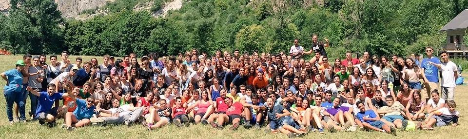 Campamento Pirineos 2017-Vídeo de presentación